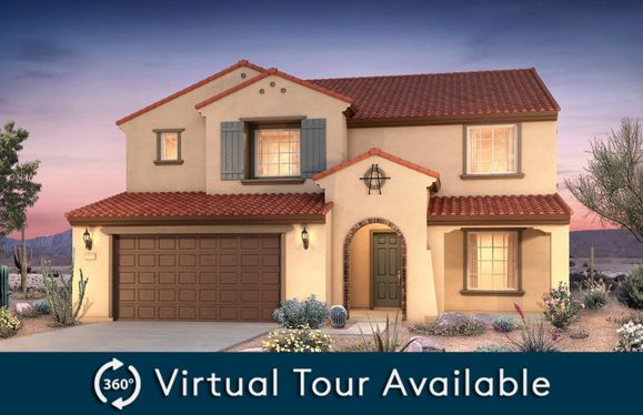 Willowbrook:New Home for Sale in Peoria - Willowbrook Exterior A