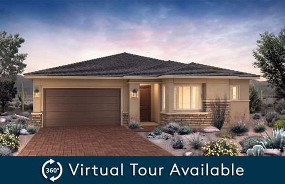 Stella:New Home Construction in Phoenix - Stella Exterior A