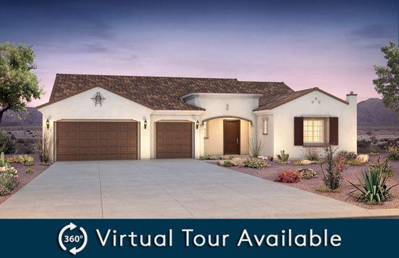 Exterior:New Construction Virtue Home Exterior A