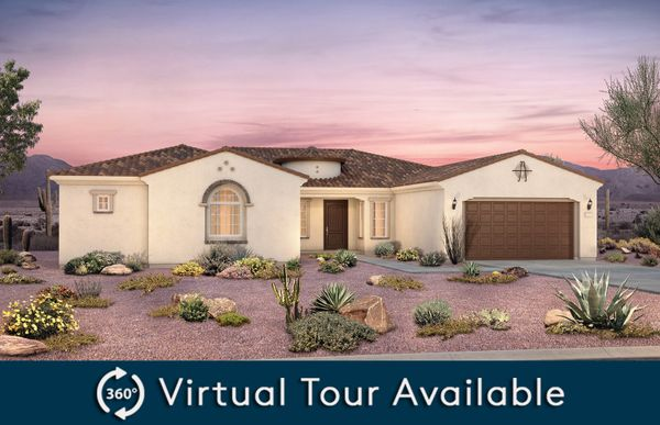 Dignitary:New Construction Dignitary Home Exterior A