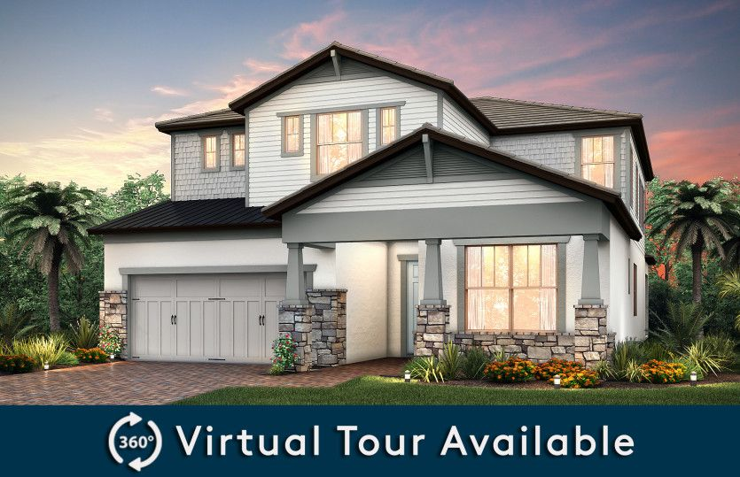 Casoria:New Home for Sale in Dr. Phillips - Casoria Exterior 11
