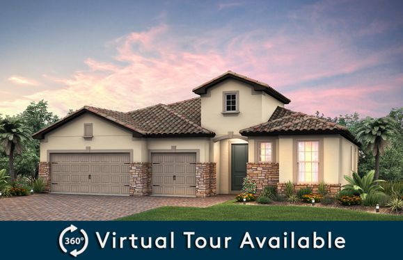 Stonehaven:New Home for Sale in Dr. Phillips - Stonehaven Exterior 4