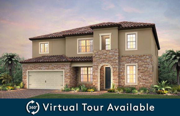 Richmond:New Home for Sale in Dr. Phillips - Richmond Exterior 4