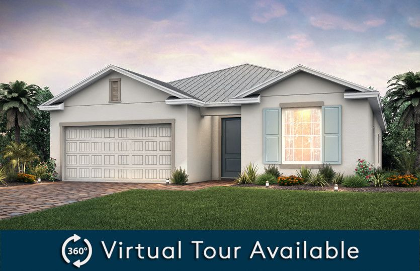 Oasis:Home Exterior FM1A with optional metal roof