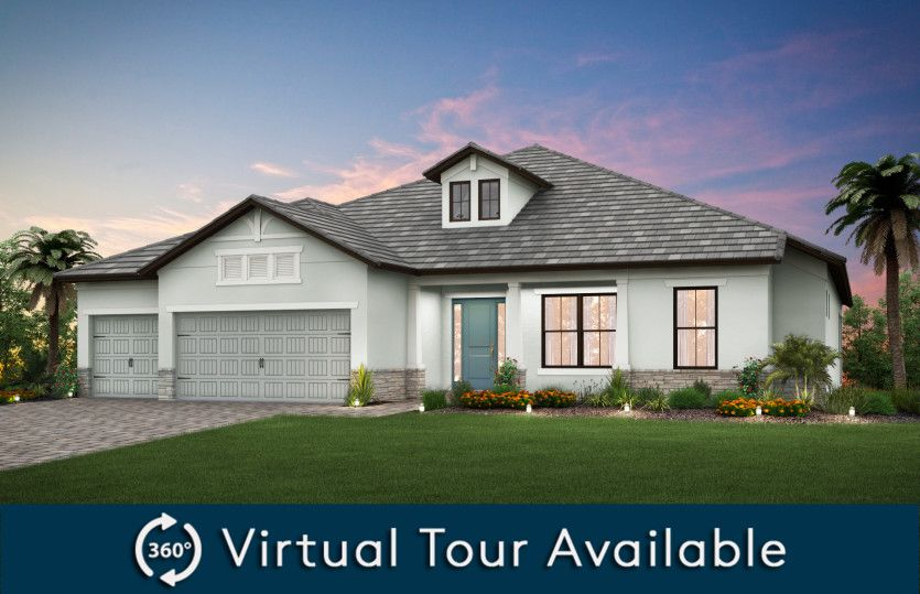 Clubview:Exterior KW2C with stone detail