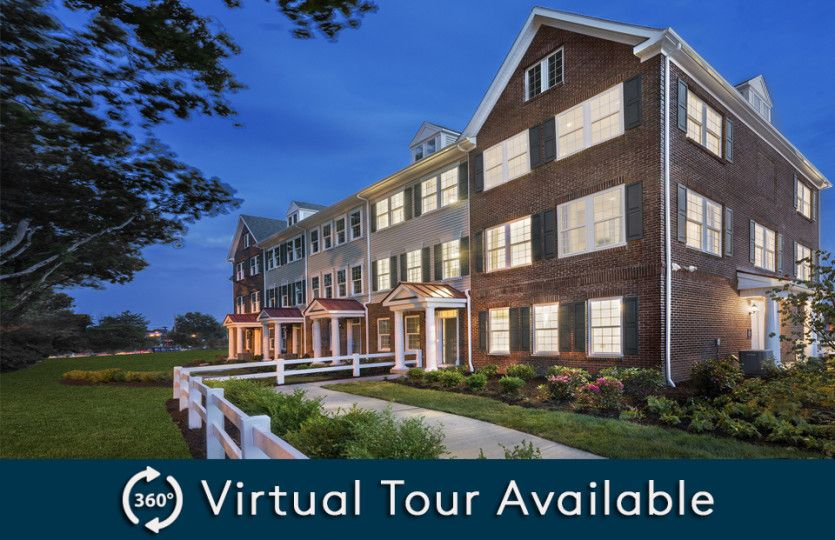 Wright:Luxury Wright townhome at Crossings at Radburn