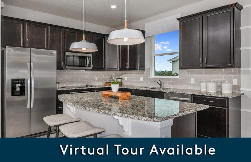 Canopy:Build your dream kitchen with Pulte