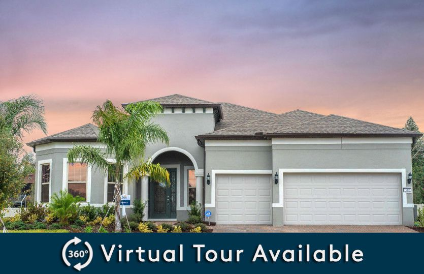 Pinnacle:New Construction Home For Sale at Sunset Preserve