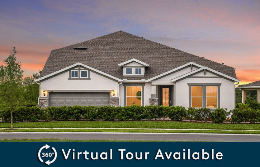 Dockside:New Construction Home For Sale at Sunset Preserve