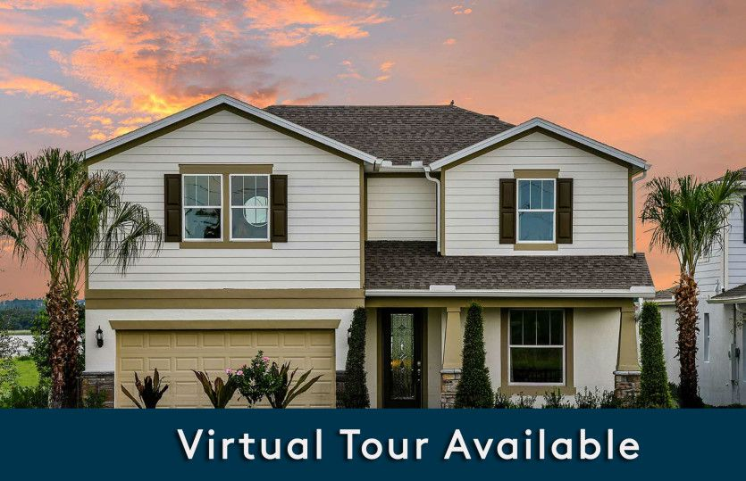 Citrus Grove:New Construction Home For Sale at Winterbrook