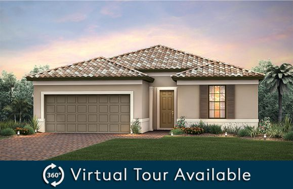 Summerwood:Elevation FM1A with tile roof