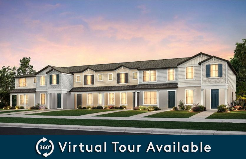 Foxtail - Interior Unit:New Construction 6-Unit Townhomes For Sale