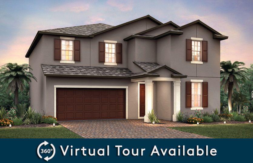 Sandhill:New Construction Home For Sale Sandhill Exterior 1