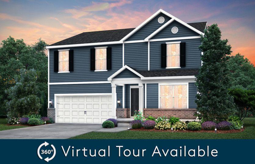 Hampton:Home Exterior HR2P