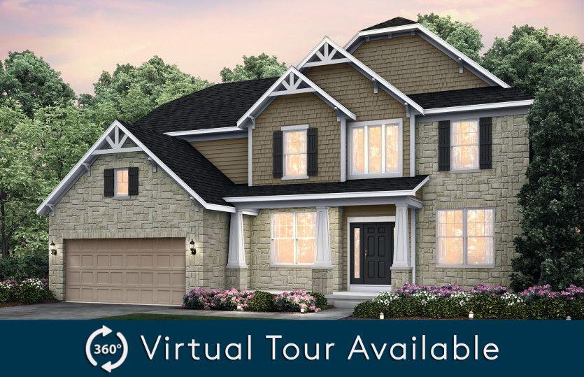 Woodside:Home Exterior NC3S