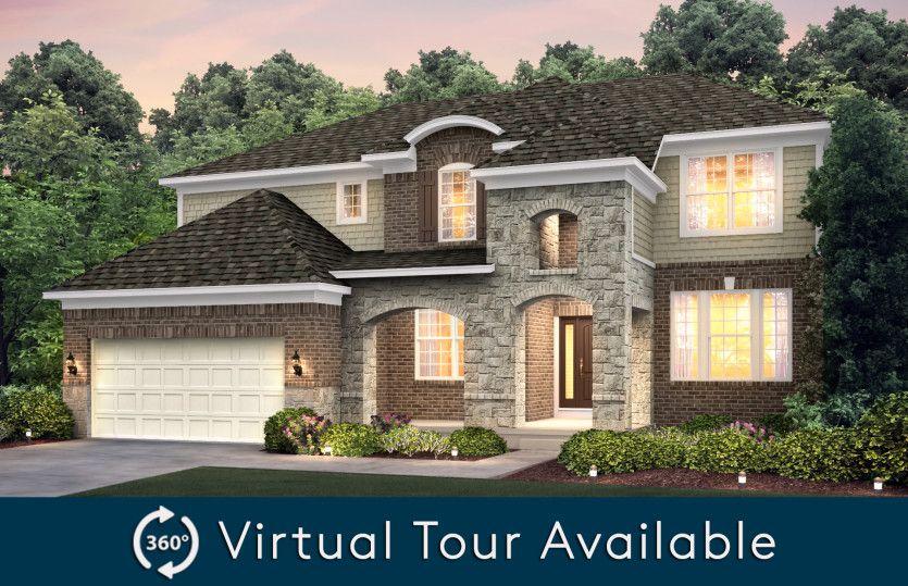 Woodside:Home Exterior HR3U