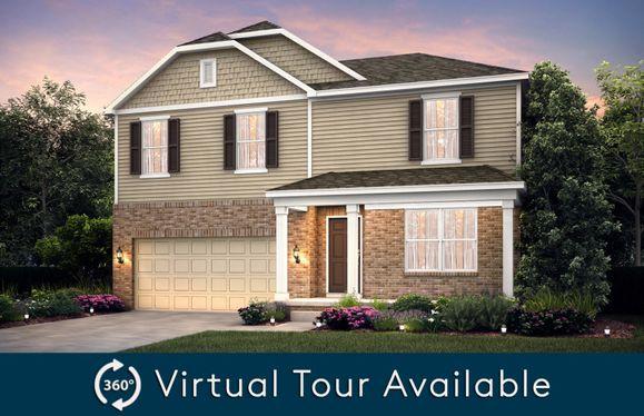 Hampton:Home Exterior HR2K