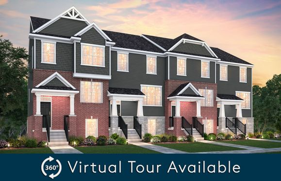 4-Unit Townhome Exterior