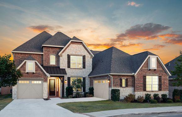 New Homes in Leander, TX