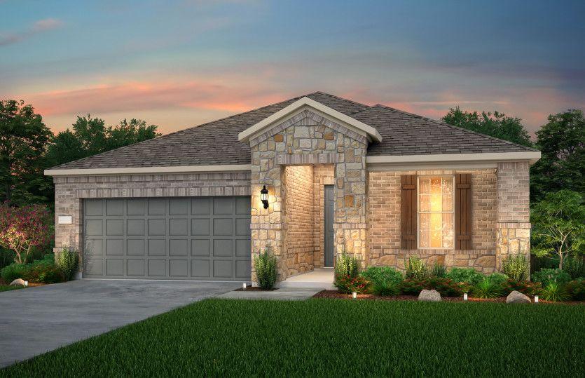 Prosperity:Home Exterior LS202