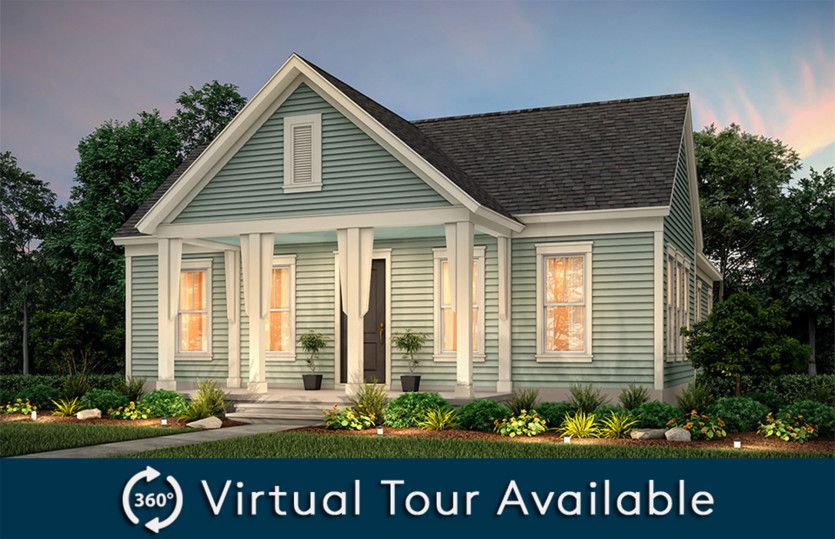 Laurel One-Story:Virtual Tour Available