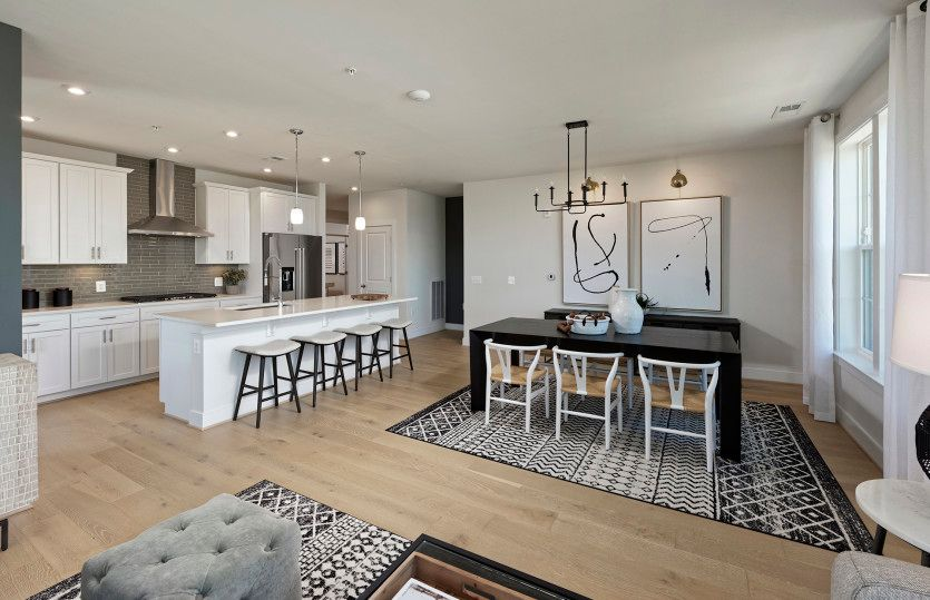 Exterior:Model Representation - Open Concept Living, Great for Entertaining Family and Friends