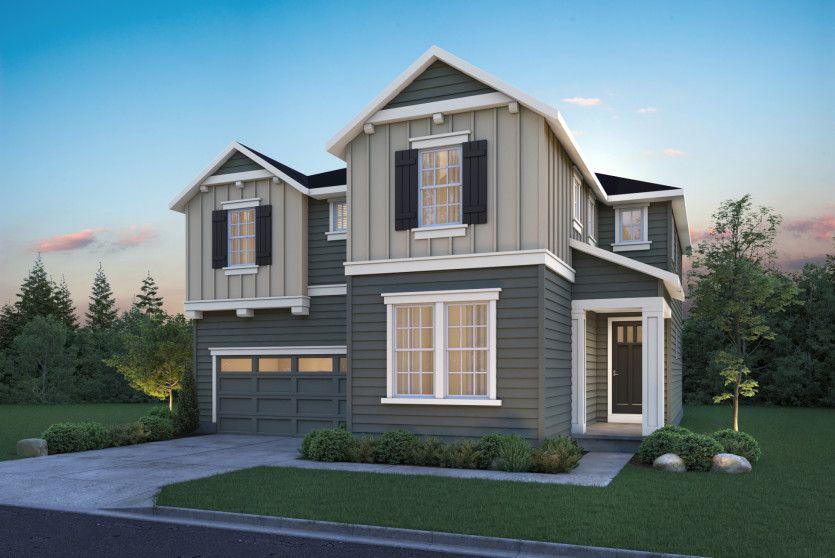 Lynwood:Lynnwood exterior design A