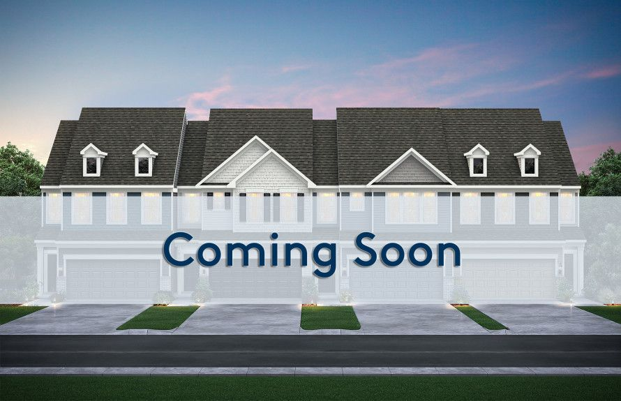 Townhomes Coming Soon