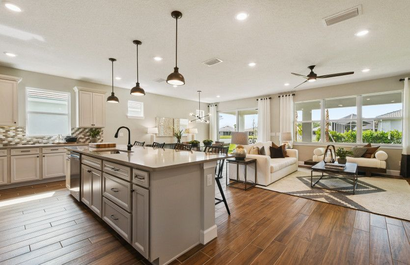 Palmary:Open Concept Living