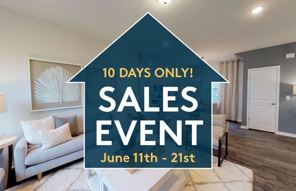 Sales Event June 11th - 21st