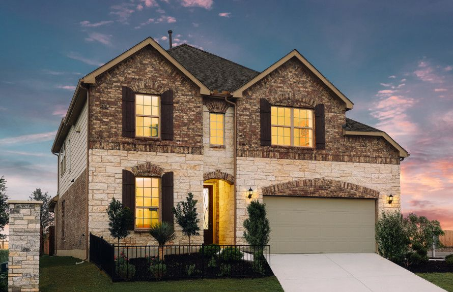 New Homes in Spicewood, TX
