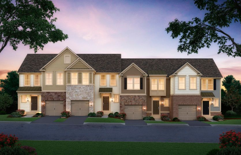 Shire:New Construction Townhomes at Valley Forge Greene