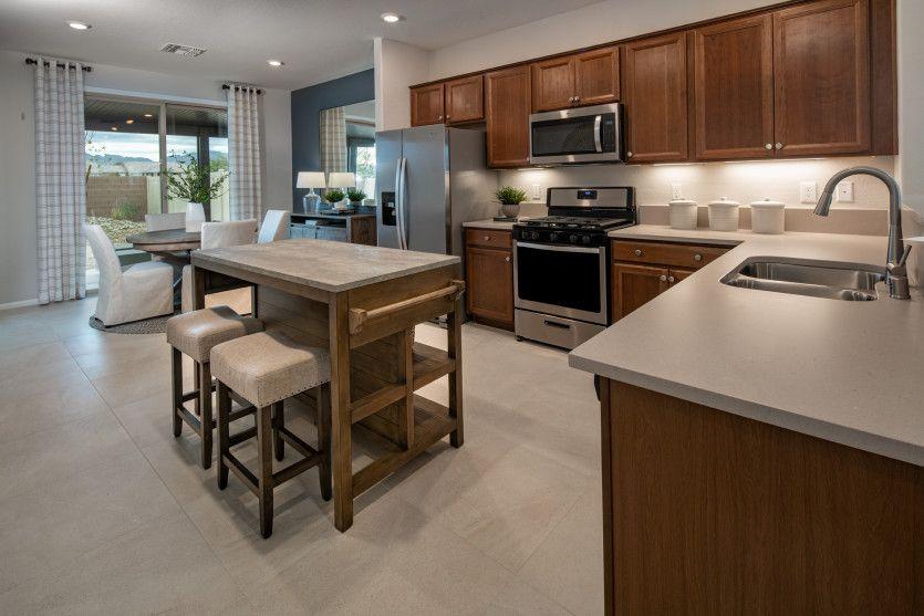 Independence:Beautiful Kitchen Island