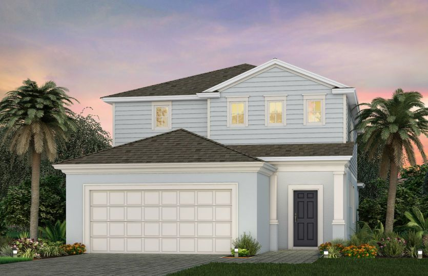 Lakeshore:New Vacation Home for Sale in Kissimmee - Lakeshore Exterior C