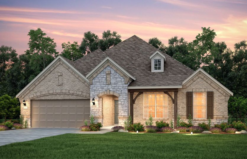 Kennedale:Home Exterior D