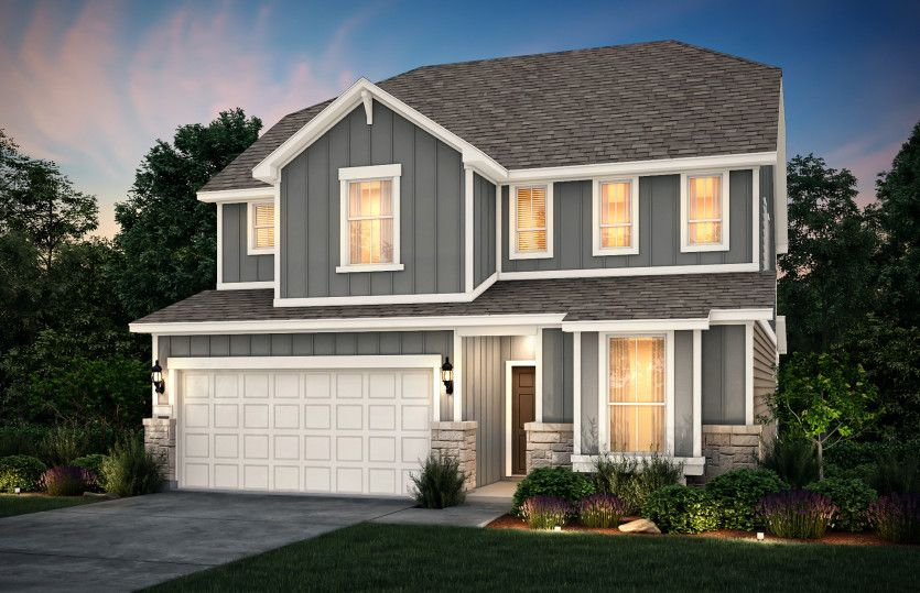 Saddlebrook:Home Exterior E