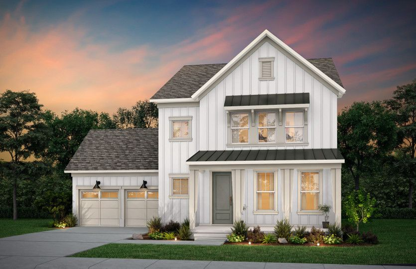 Foxfield:Exterior Elevation 31