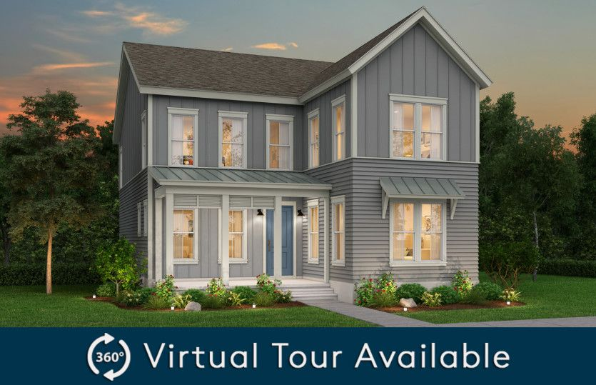 Poplar:Exterior Elevation 32