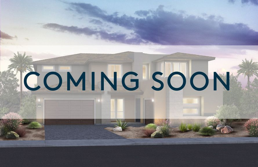Coming Soon to Summerlin