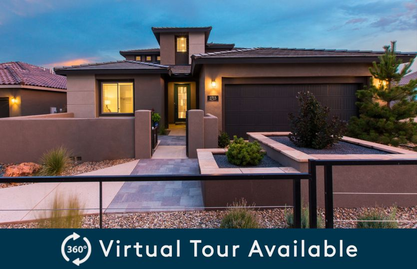 Carissa:The 2-story Carissa home design is popular for it's flexibility in floor plan configurations includi