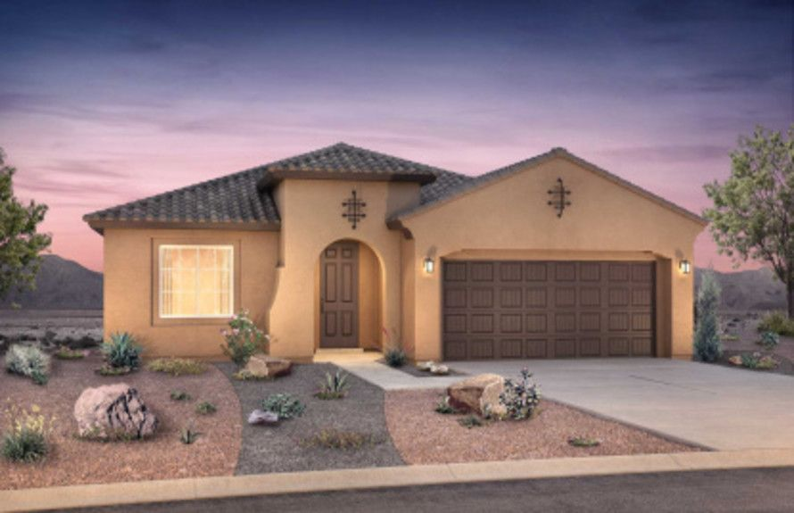 Brand New Homes in Rio Rancho