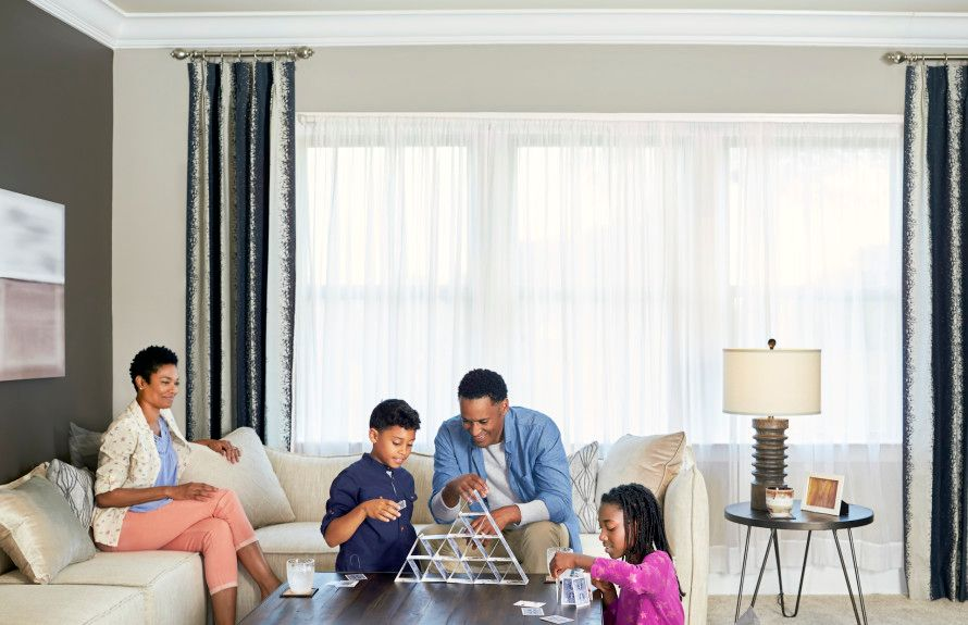 Great Family Spaces