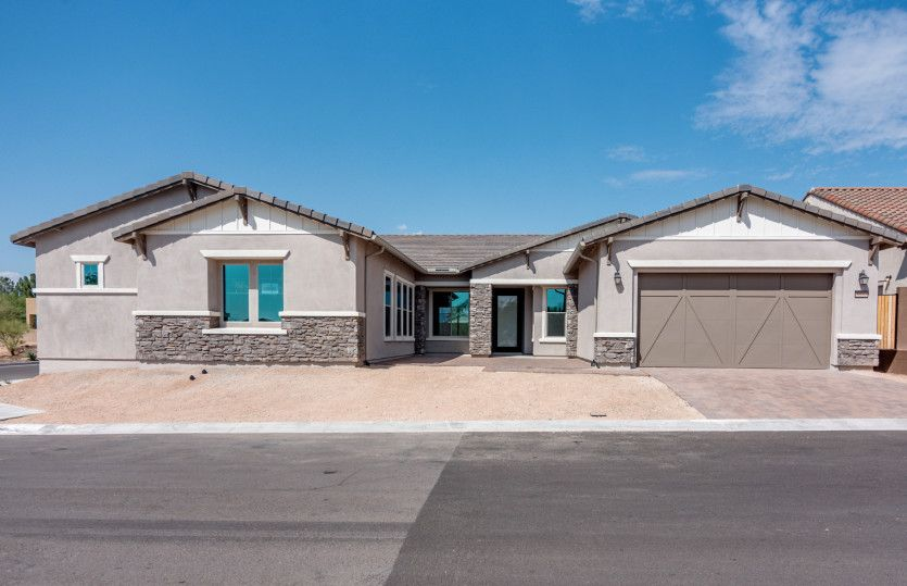 Exterior:New Homes in Cave Creek
