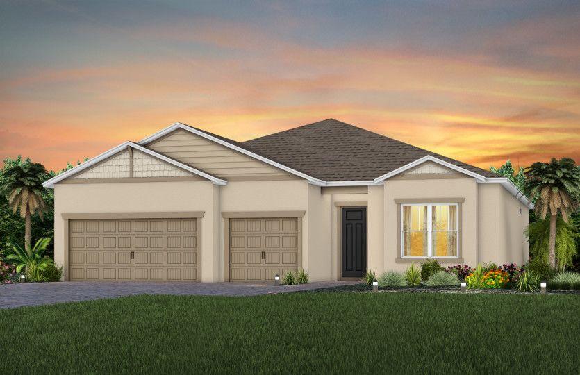 Ashby:New Home Exterior C2