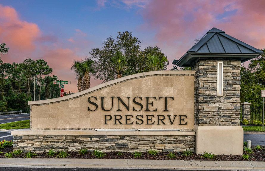 Call Sunset Preserve Home