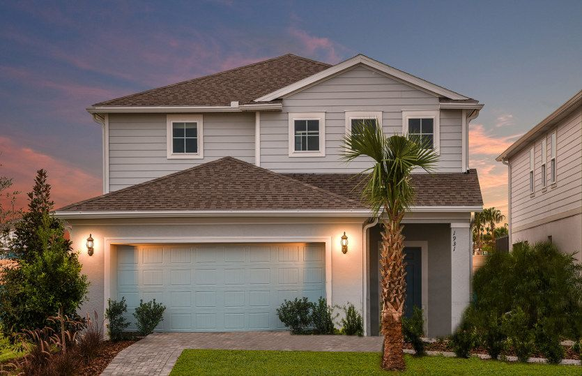 Lakeshore:New Home Exterior