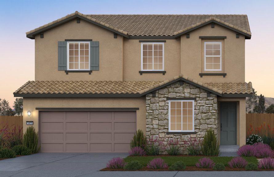 Discover spacious new homes