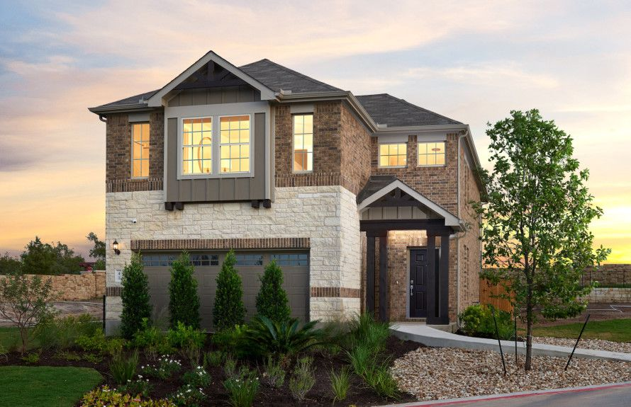 New Homes in Garland, TX