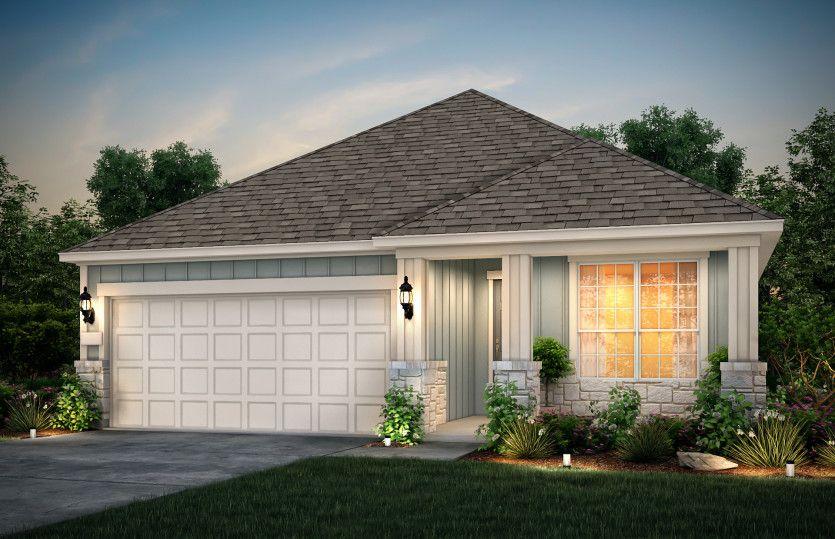 Oakmont:Home Exterior E