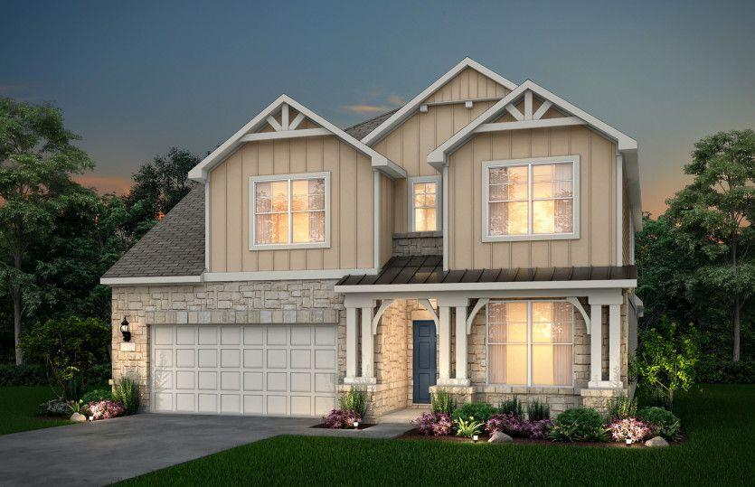 Lexington:Home Exterior M